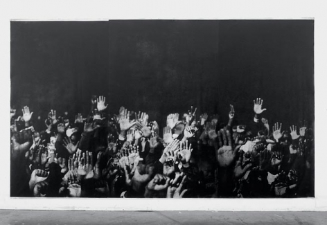 Glenn Ligon Hands, 1996