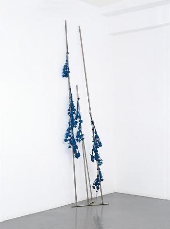 Roger Hiorns Discipline, 2002