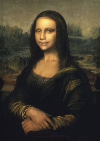Yasumasa Morimura Mona Lisa In Its Origins, 1998