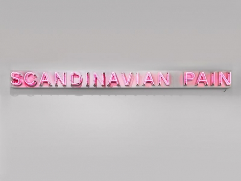 Ragnar Kjartansson Scandinavian Pain, 2006-2012