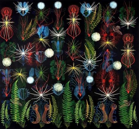 Philip Taaffe Artificial Paradise (Loculus), 2008