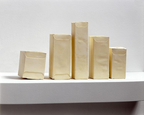 Rachel Whiteread Hold, 2005