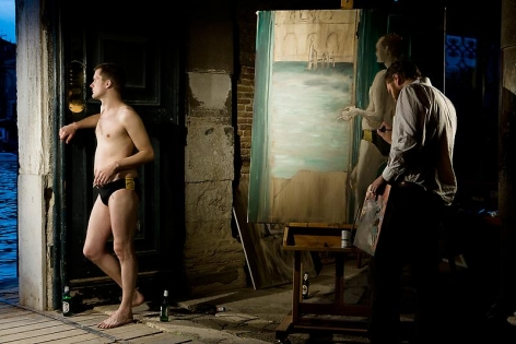 Ragnar Kjartansson The End – Venezia, 2009