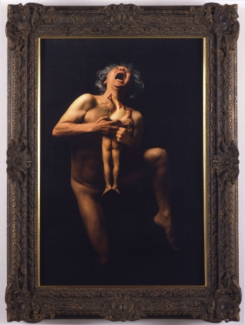 Yasumasa Morimura Exchange of Devouring, 2004