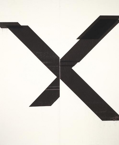 Wade Guyton Untitled, 2007