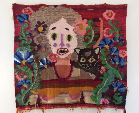 Christina Forrer, Cat Lady,2016