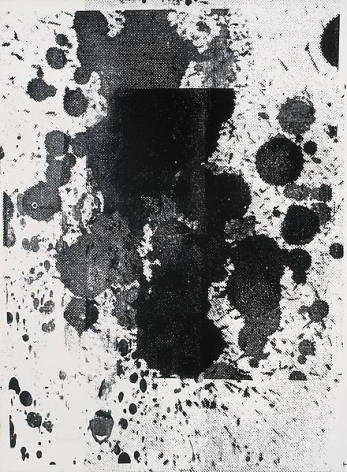 Christopher Wool Untitled, 2000