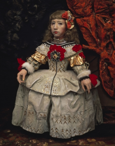 Yasumasa Morimura Daughter of Art History (Princess A), 1990
