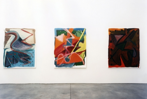 Josh Smith, Abstraction