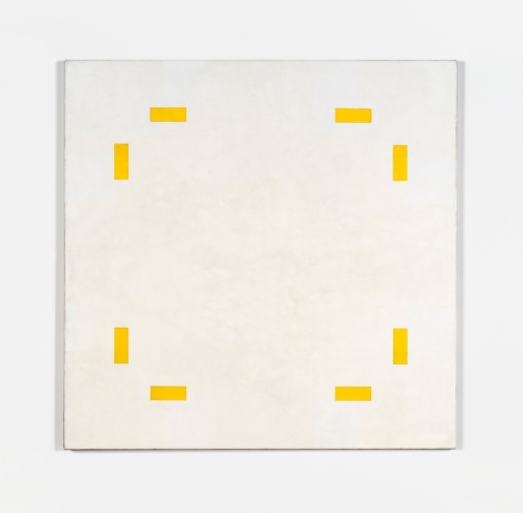 Jeremy Moon, White Panel, 1962