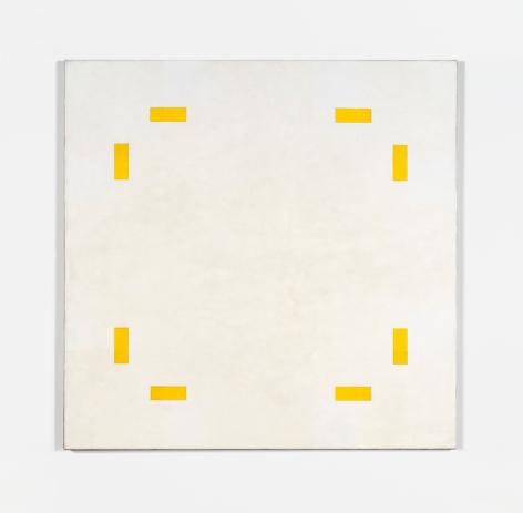 Jeremy Moon, White Panel,1962