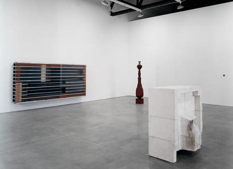 Untitled (Sculpture) Installation view