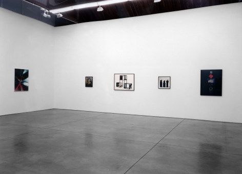 Strange Magic, Installation view