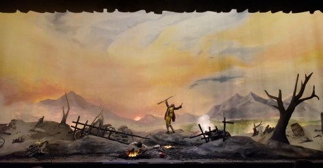 Ragnar Kjartansson, Krieg, 2016