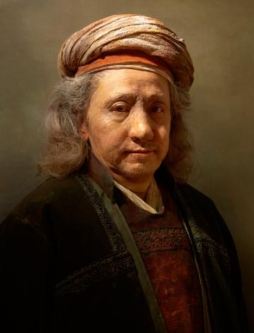 Yasumasa Morimura, Rembrandt's Testament,2016