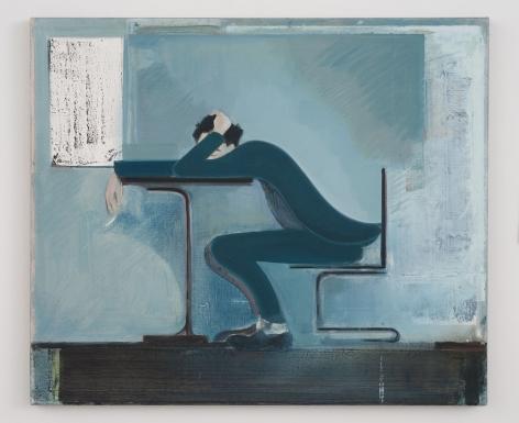 Sanya Kantarovsky, Untitled, 2010