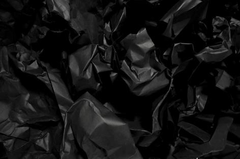 Haraldur Jonsson Crumpled Darkness, 2008