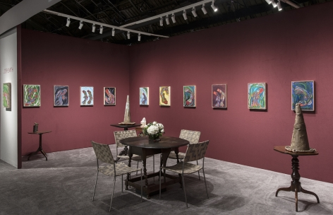 Luhring Augustine, ADAA, Booth B2