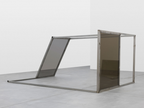 Oscar Tuazon, Windows, Walls, 2011/2012