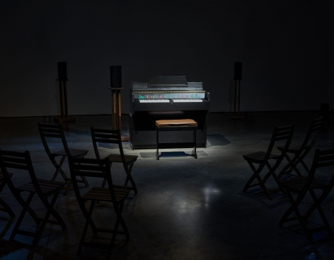 Janet Cardiff & George Bures Miller: After the summer of smoke and fire