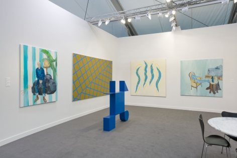 Luhring Augustine, Frieze Los Angeles, Stand D12