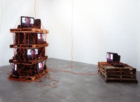 Untitled (Sculpture), Installation View