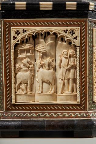 Workshop of Baldassare Embriachi(active 1390–1409)