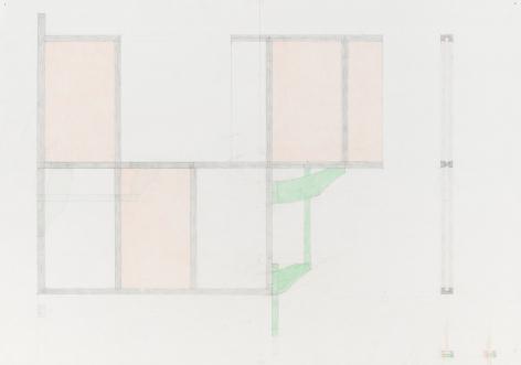 Richard Rezac Study for Quimby 2, 2017