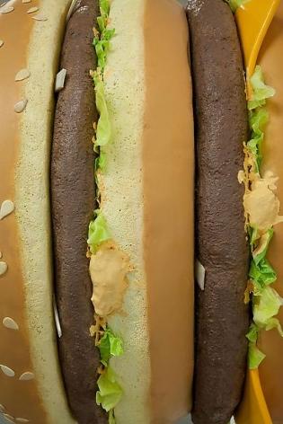Tom Friedman Big Big Mac, 2013
