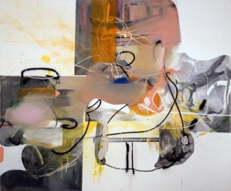 Albert Oehlen, Abstand, 2006