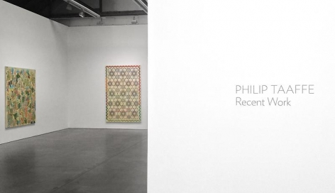 Philip Taaffe Recent Work