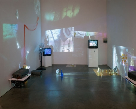 It's Not Your Fault, Installation view