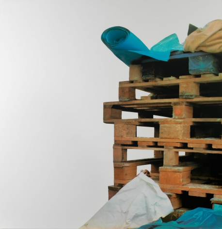 Michelangelo Pistoletto Lavoro – Bancali, 2008-2011