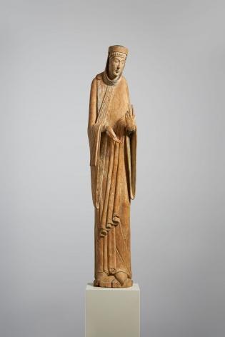 The Astor Virgin, c. 1150