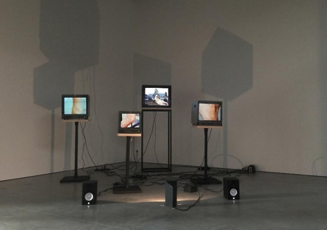 Charles Atlas Joints 4tet for Monitors, 2013