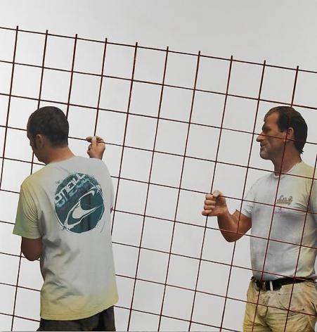 Michelangelo Pistoletto Lavoro – Installatori, 2008-2011