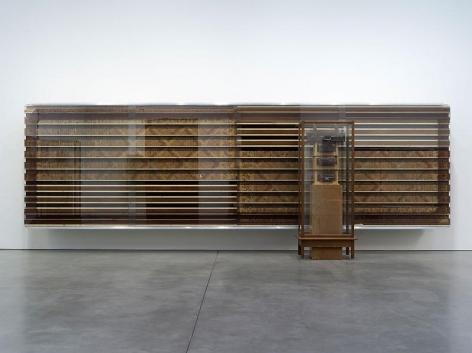 Reinhard Mucha Die Deutsche Frage, 2007 / Dornap, For Philip Nelson, 2007