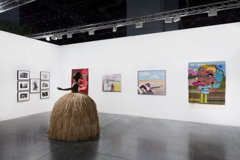 Luhring Augustine, Art Basel Miami Beach, Booth E13