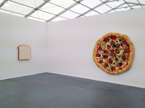 Luhring Augustine , Frieze New York