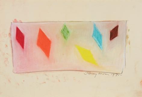 Jeremy Moon, Drawing [1971], 1971