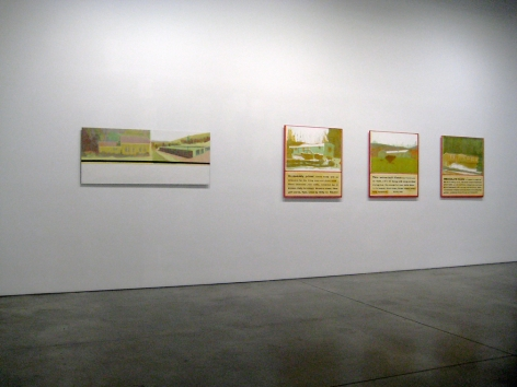 Luhring Augustine Presents, Installation view