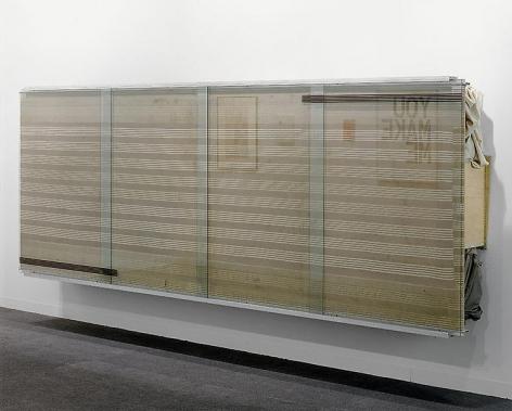 Reinhard Mucha Bantin, 2003