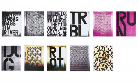 Christopher Wool Untitled, 1990