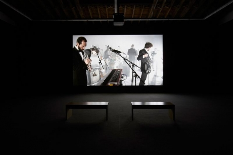 Ragnar Kjartansson and The National, A Lot of Sorrow