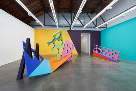 Phillip King, Color Space Place