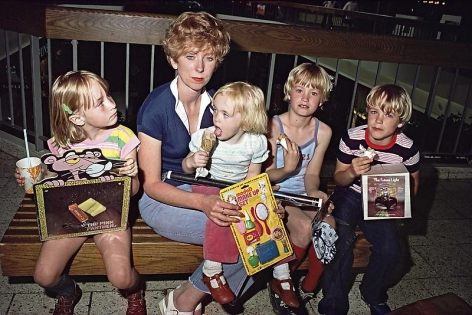 Joel Sternfeld, New Jersey, (#12), May/June 1980