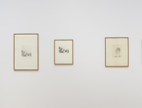 Georg Baselitz: Prints from the 1960s