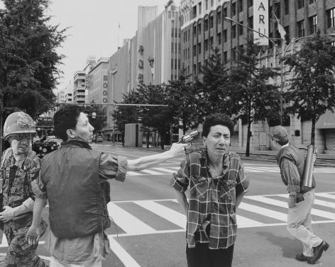 Yasumasa Morimura A Requiem: Vietnam War, 1968, 1991