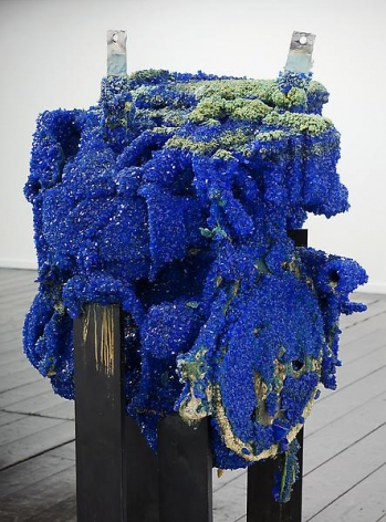 Roger Hiorns Untitled, 2011