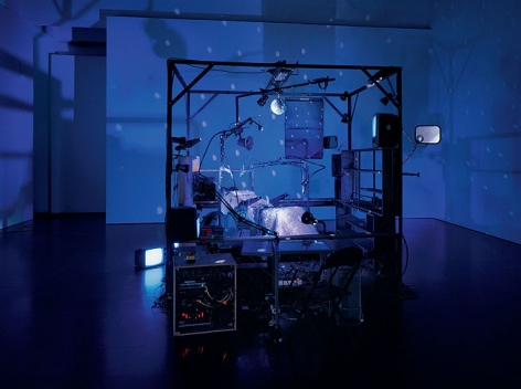 Janet Cardiff & George Bures Miller, The Killing Machine, 2007